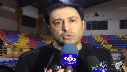 پیروزی شهرداری گرگان برابر آویژه صنعت مشهد
