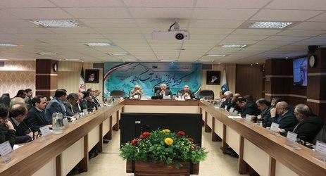 وزیر نیرو در گردهمایی مدیران ارشد آب کشور : مدیران ما در استانها نماینده وزارتخانه و وزیرند