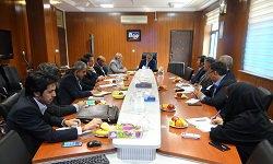 شورای هماهنگی پدافند غیرعامل صنعت آب و برق بوشهر برگزار شد
