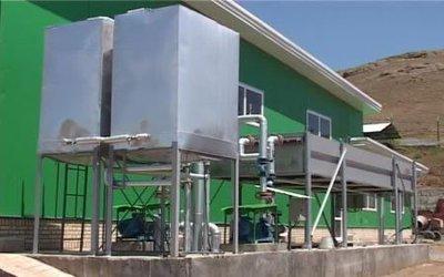 معاون برنامه ریزی شرکت برق منطقه ای باختر:                   پایداری جریان برق درشهر صنعتی ساوه با بهره برداری از نهمین نیروگاه chp