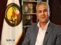 کسب مقام برتر گسترش الکترونیک و آمارواطلاعات در وزارت نیرو