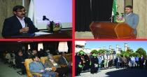بازدید اعضاء بسیج اساتید دانشگاه های استان از نیروگاه کرمان