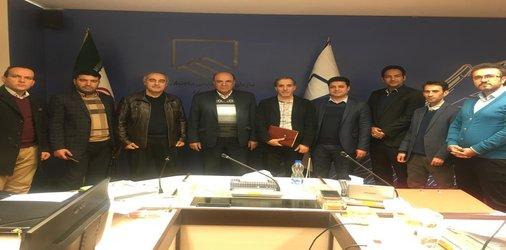 جلسه کمیسیون نظام فنی و اجرایی و کنترلی شورای مرکزی برگزار شد