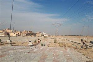 بازسازی و احیای بافت های ناکارآمد شهری ( شهرک امام حسین اسلامشهر)