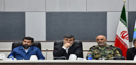 /گزارش تصویری/شورای هماهنگی مدیریت بحران استان برگزار شد