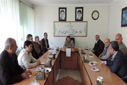 برگزاری پنجمین جلسه شورای پایگاه مقاومت بسیج انفال اداره کل حفاظت محیط زیست استان گلستان