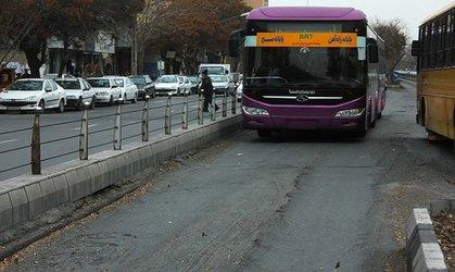 ساماندهی و بهسازی ۴ ایستگاه BRT تا پایان سال