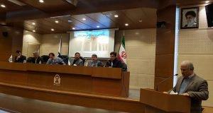 حضور رئیس و اعضای شورای اسلامی شهر در جلسه شورای اداری با حضور استاندار