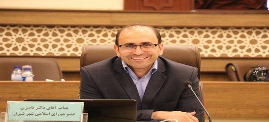 عضو شورای شهر: میزان بهرهوری و خلاقیت مدیران شهرداری شیراز در ارتقا شغلی انان لحاظ شود