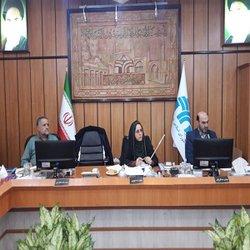 کمیسیون محیط زیست و خدمات شهری به ریاست دکتر...