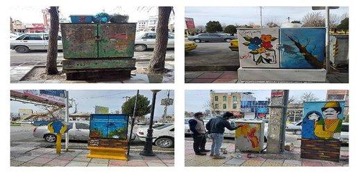اقدام متفاوت شهرداری یاسوج که مورد توجه رسانه ها و مردم قرار گرفته است /عکس