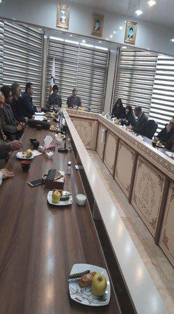 جلسه کمیسیون فرهنگی و اجتماعی شورای اسلامی شهر (شماره ۵۳)