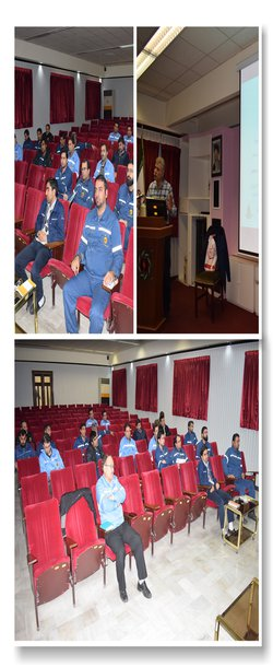 برگزاری کارگاه آموزشی پایش وضعیت روغن ترانسفورماتورها در نیروگاه طوس