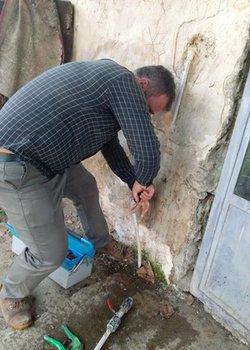 ۱۴۰ انشعاب غیرمجاز آب شرب روستایی شهرستان صومعه سرا به مجاز تبدیل شد