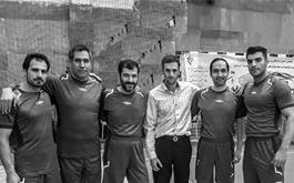 کسب مقام در مسابقات ورزشی صنعت آب و برق استان تهران