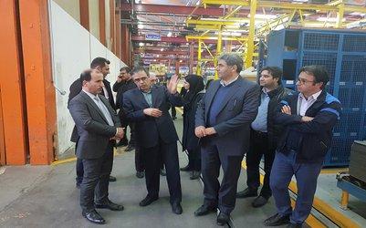 تبادل تجربیات و صدور تجهیزات فنی مهندسی توزیع برق زنجان به شرکت برق سلیمانیه عراق