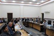 برگزاری جلسه کمیسیون ماده ۵ شهرایلام و کارگروه امور زیربنایی استان