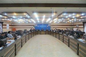 سیزدهمین جلسه کارگروه امور زیربنایی و شهرسازی استان مرکزی برگزار شد