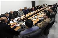 نشست مدیرکل حفاظت محیط زیست مازندران با روسای ستادی و کارشناسان مسئول اداره کل