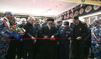 نمایشگاه بزرگ هوایی در پایگاه هوایی شهید فکوری تبریز