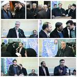 دیدار اعضای شورای اسلامی شهر و شهردار ارومیه با شهروندان منطقه ۲ برگزار شد.