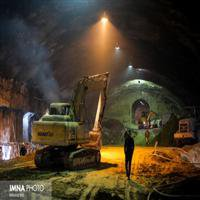 حفاری تونل خط دو مترو قبل از نوروز آغاز می شود