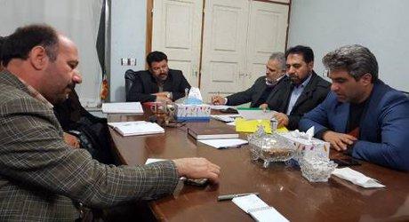 چهل و چهارمین جلسه شورای اسلامی شهر چناران در سال ۹۷ برگزار شد.