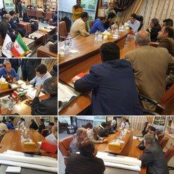 ملاقات عمومی داود دارابی شهردار خرمشهر با شهروندان