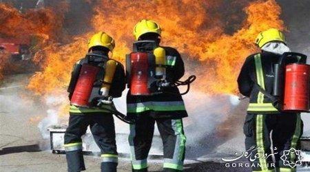 نجات فرد محبوس شده در آسانسور بیشترین ماموریت آتشنشانی گرگان در دیماه ۱۳۹۷