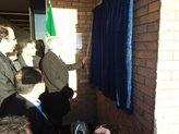 تصفیهخانه جدید شهر گلبهار با سرمایهگذاری بخش خصوصی افتتاح شد