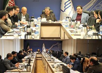 تاکید بر تولید خبر و محتوا در نشست مدیران روابط عمومی سازمان های نظام مهندسی ساختمان استان ها