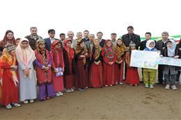 آیین بزرگداشت روز جهانی تالابها در استان گلستان برگزار شد