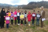 برگزاری روز جهانی تالابها باحضور دانش آموزان در املش