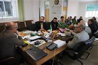 بازدید مدیرکل حفاظت محیط زیست مازندران از اداره حفاظت محیط زیست شهرستان بابلسر