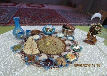 برگزاری جشنواره غذاهای سنتی به مناسبت ایام الله دهه مبارک فجر