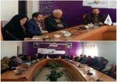 جلسه تبادل نظر و همفکری تهیه طرح ویژه تفصیلی شهر طالقان