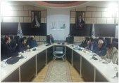 جلسات هم فکری و تبادل نظر درباره طرح تفصیلی شهر طالقان