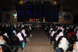 تئاتر اجتماعی ویژه کودکان محلات کمبرخوردار شیراز اجرا شد