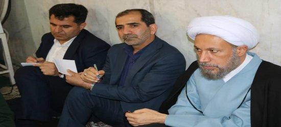 دیدار امام جمعه شیراز با شهروندان منطقه دو شهرداری