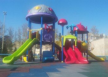 امسال ۶ بازیگاه کودک در بوستان های شهرقزوین احداث شد