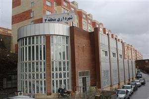 افتتاح ساختمان شهرداری منطقه سه سنندج به مناسبت ایام مبارکه دهه فجر