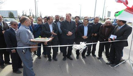 افتتاح روکش آسفالت باند شمالی بلوار امام (ره) به مناسبت ایام ا... دهه فجر