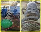ریتیوب و ساخت کویل هیتر شیمیایی دیراتور در نیروگاه رامین اهواز