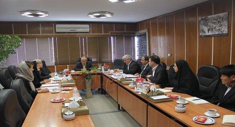 جلسه راه اندازی مجدد پروژه مدیریت به هم پیوسته منابع آب در...