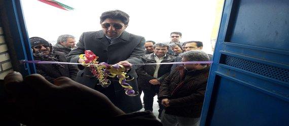 افتتاح پروژه آبرسانی به روستای کنگره از توابع شهرستان قروه به مناسبت دهه مبارک فجر