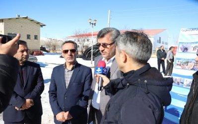 ۷ پروژه  شرکت آب و فاضلاب شهری استان اردبیل در شهرستان خلخال افتتاح شد