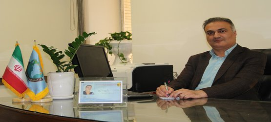 تقدیر و تشکر قائم مقام وزیر در طرح مسکن مهر از مدیر عامل شرکت توزیع نیروی برق جنوب استان کرمان