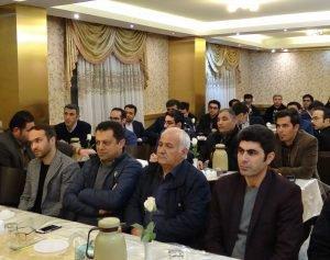 مراسم تکریم و معارفه گروه ها و کمیسیونهای تخصصی سازمان نظام مهندسی ساختمان استان برگزار شد.