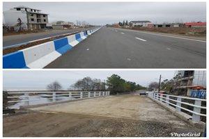 همزمان با دهه مبارکه فجر:  بهره برداری از دو پروژه راهسازی و یک دهنه پل در شهرستان رضوانشهر