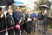 همزمان با دهه مبارکه فجر :  بهره برداری از سه پروژه راه روستایی در شهرستان لاهیجان